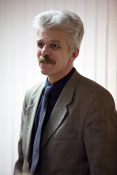 Юрий Черкасов, член учредительного собрания Внешторгклуба