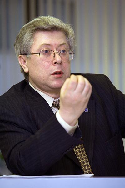 Александр Панкрухин, член учредительного собрания Внешторгклуба