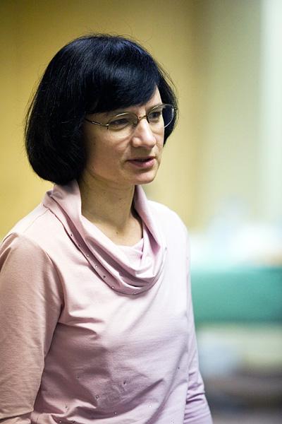 Анна Гришмановская, член учредительного собрания Внешторгклуба
