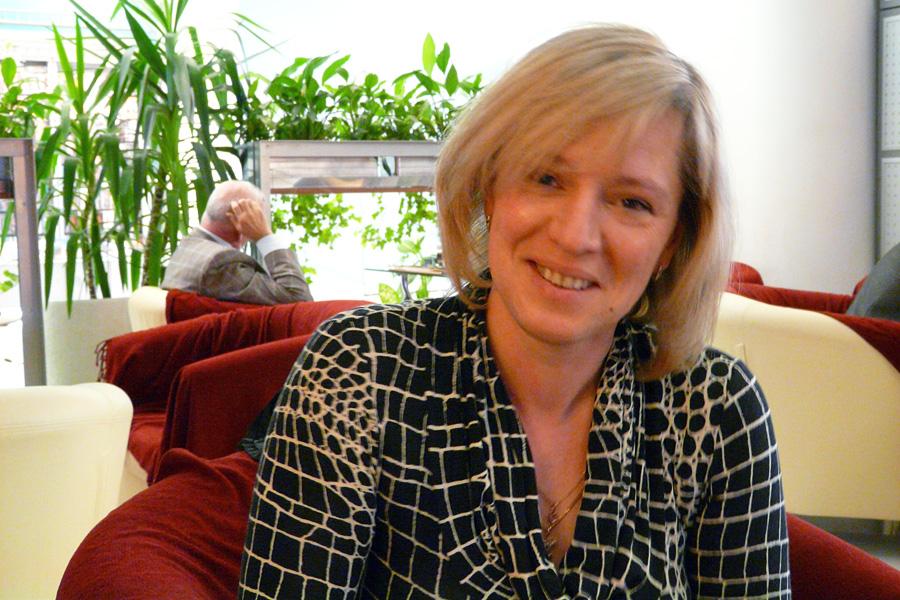 Ольга Козлова, встречи Внешторгклуба в Новинском Пассаже 2005-2010