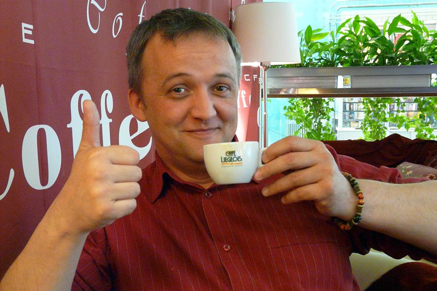 Олег Макаров, встречи Внешторгклуба в Новинском Пассаже 2005-2010