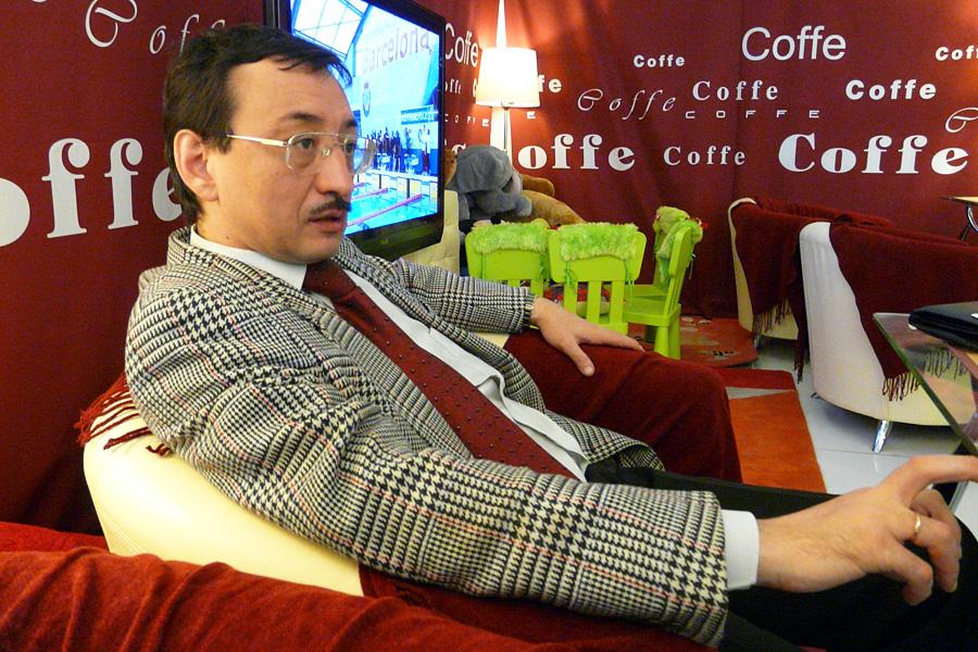 Андрей Гаврилов, встречи Внешторгклуба в Новинском Пассаже 2005-2010