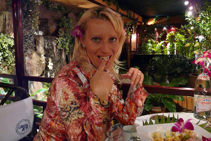 Елена Смыслова, встречи Внешторгклуба в Новинском Пассаже 2005-2010