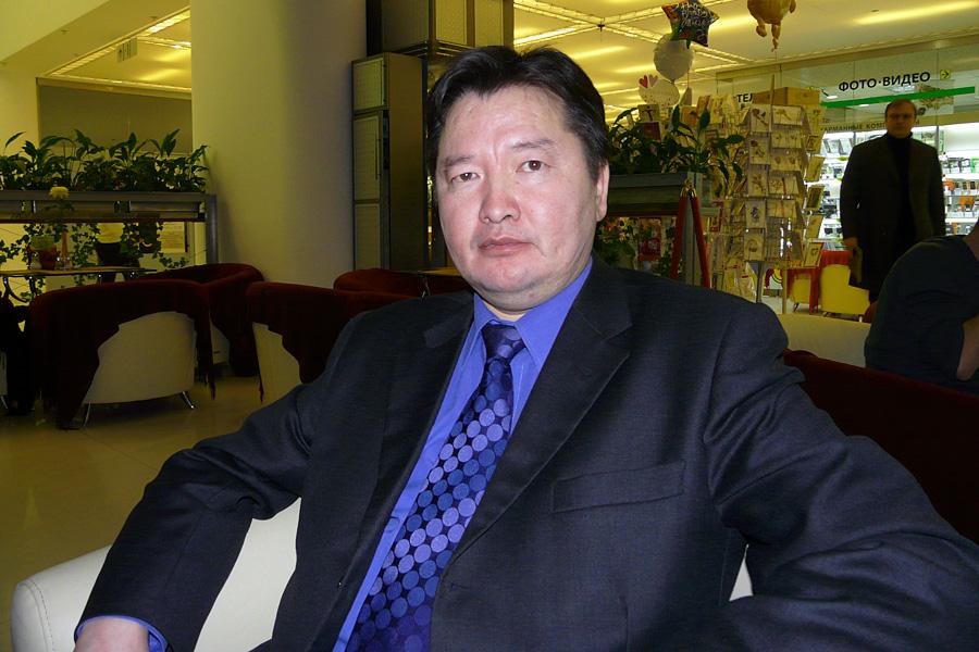 Евгений Пахомов, встречи Внешторгклуба в Новинском Пассаже 2005-2010