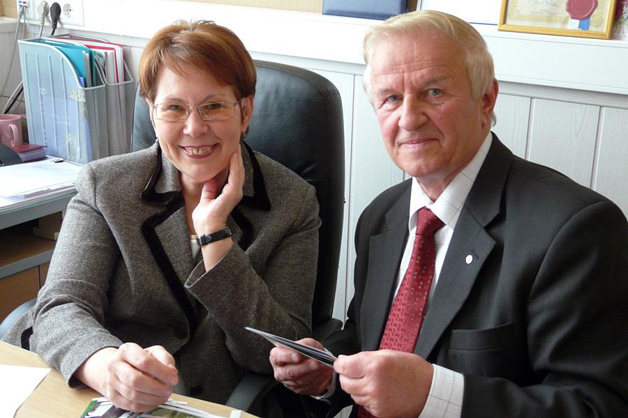 Ольга Андреева, Внешторгклуб в лицах 2005-2010