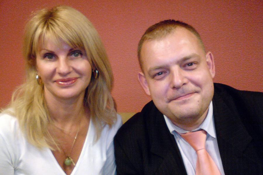 Марина Миронова, Андрей Дынников, Внешторгклуб в лицах 2005-2010
