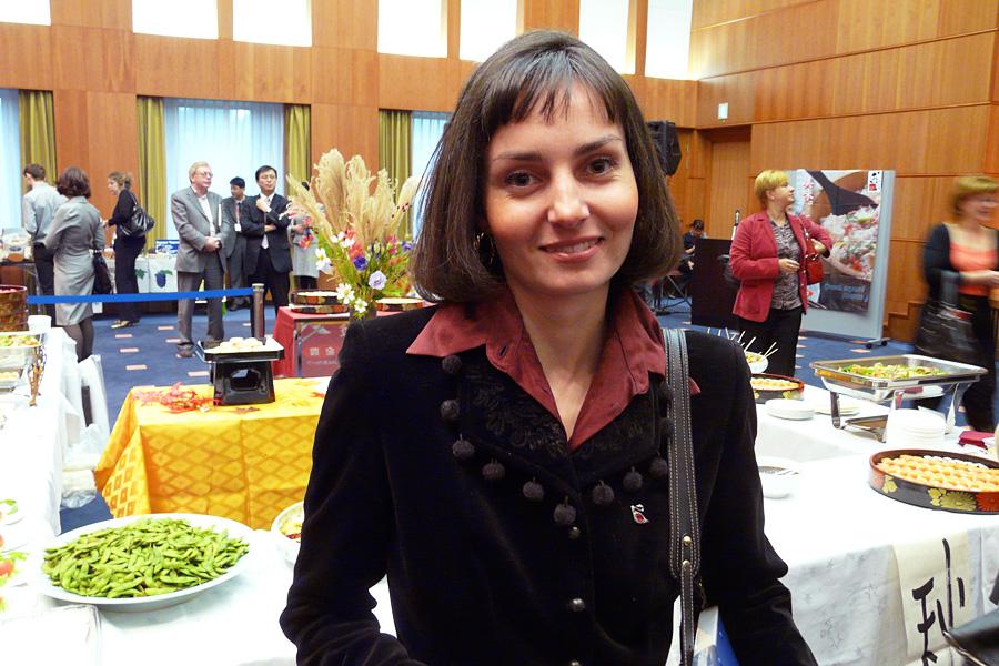Любовь Золотова, Внешторгклуб в лицах 2005-2010