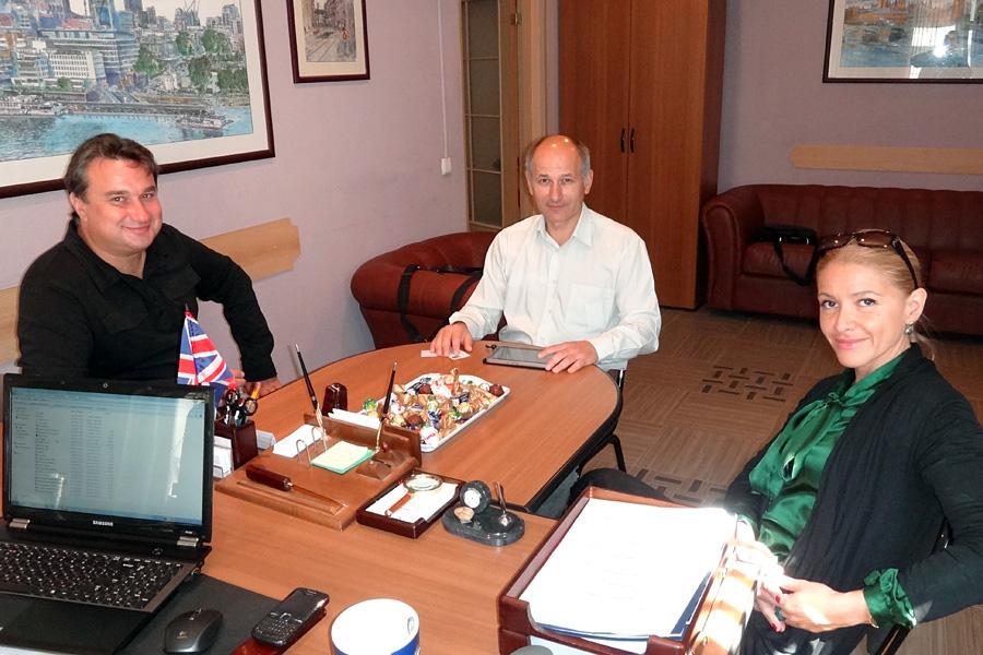 Олег Макаров, Владимир Жильцов, Ануш, Внешторгклуб в лицах 2005-2010