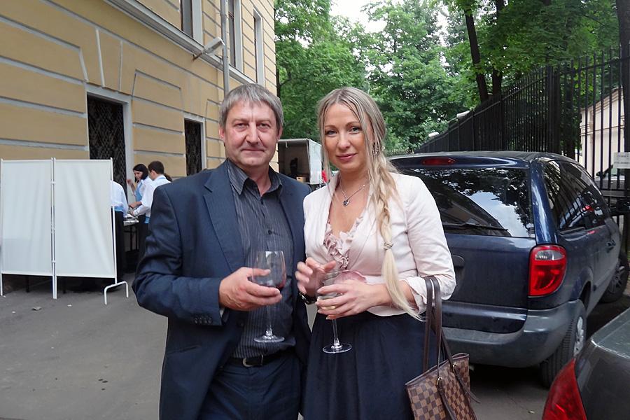 Олег Казанцев, Ирина Валова, Внешторгклуб в лицах 2005-2010