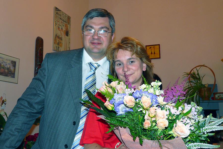 Виталий Азаров, Мария Камшечко, Внешторгклуб в лицах 2005-2010