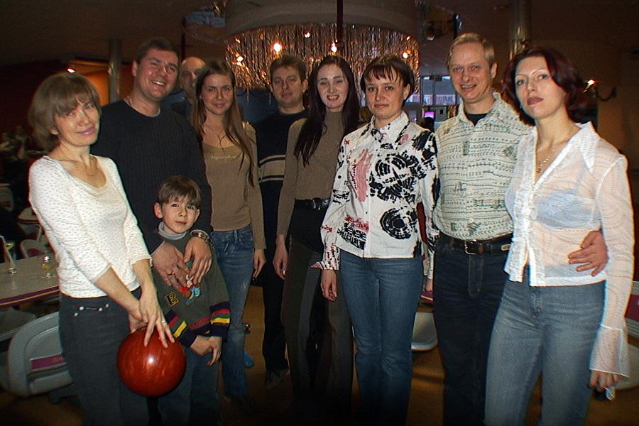 Группа МВА8 Школа бизнеса Академии внешней торговли, Внешторгклуб в лицах 2005-2010