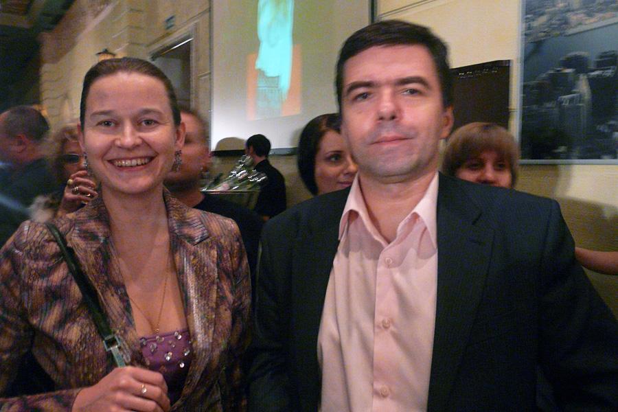 Юлианна Гедро, Вячеслав Бутырский, Внешторгклуб в лицах 2005-2010