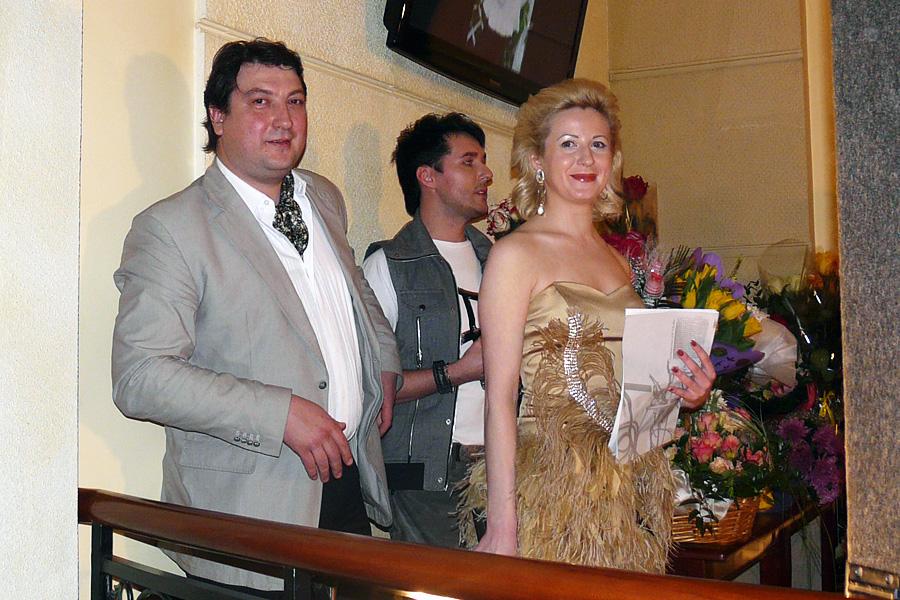 Евгений Касевин, Наталья Яшунская, Внешторгклуб в лицах 2005-2010