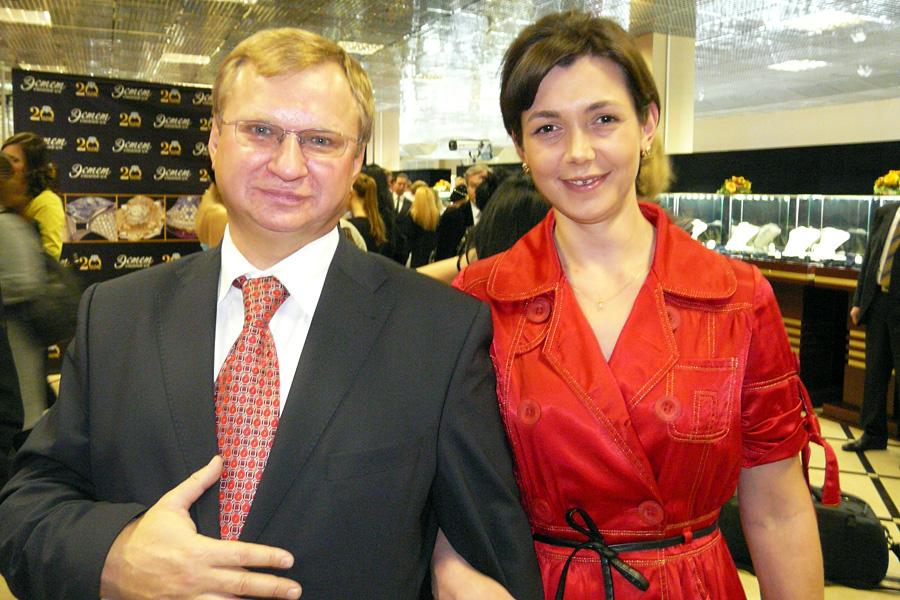 Андрей Поденок, Оксана Гринда, Внешторгклуб в лицах 2005-2010