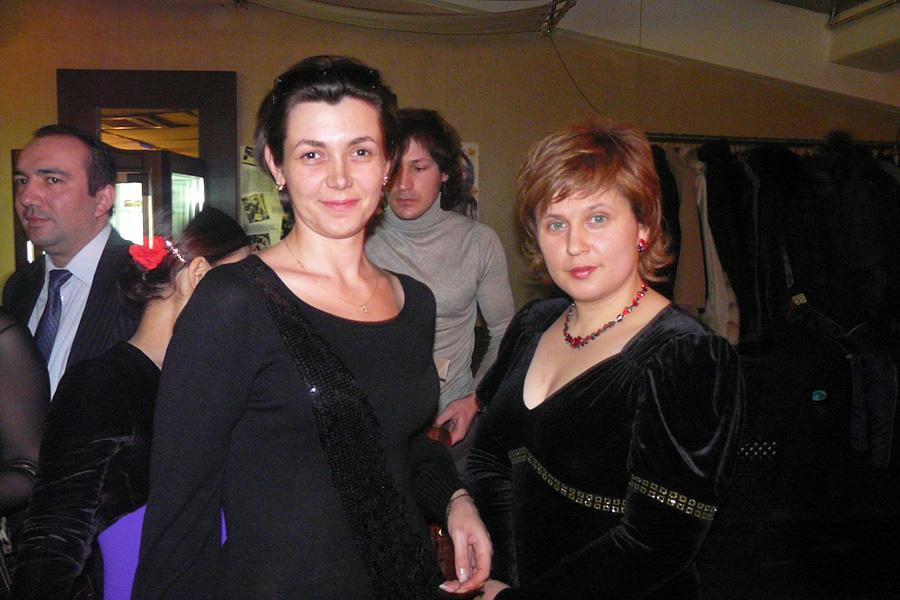 Оксана Гринда, Светлана Малета, Внешторгклуб в лицах 2005-2010