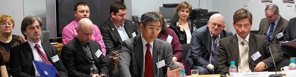 Заседание комитета АМР