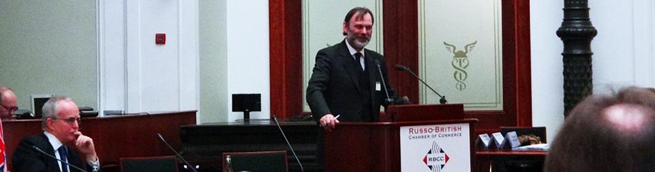 Внешторгклуб выступил партнером Инвестиционного Форума RBCC RussiaTALK 2011