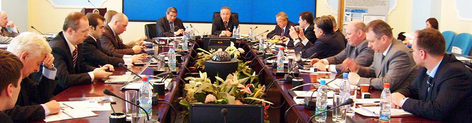 Внешторгклуб принял участие в организации VI Всероссийского форума «ТЭК России в XXI веке» - 2008