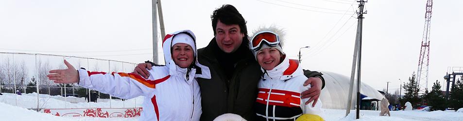 Внешторгклуб собрал друзей и партнеров в Школе олимпийского резерва Леонида Тягачева